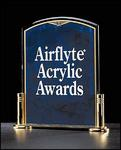 Colored Marble Acrylic Award A1870SA