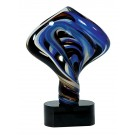 Diamond Twist Glass Art AGS13