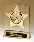 Star Desk Clock Award BC944