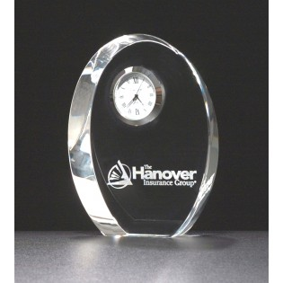 Optical Crystal Clock BC962