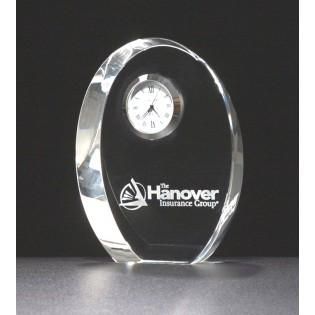 Optical Crystal Clock BC962