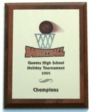 Basketball Hoop Award