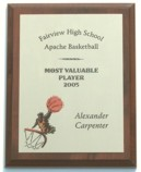Basketball Slam Award