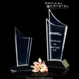 Nassau Clear Crystal Trophy CRICJA