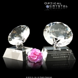 Catrina Diamond Crystal Award CRICRK