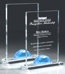 Rectangle Acrylic Award DT20A