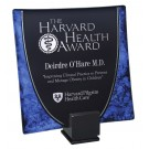 Blue Glass Tray Award