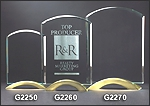 Arch Glass Award G2250
