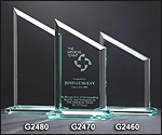 Zenith Glass Award G2460
