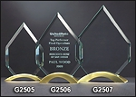 Diamond Glass Award G2505