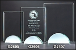 Apex Glass Award G2605
