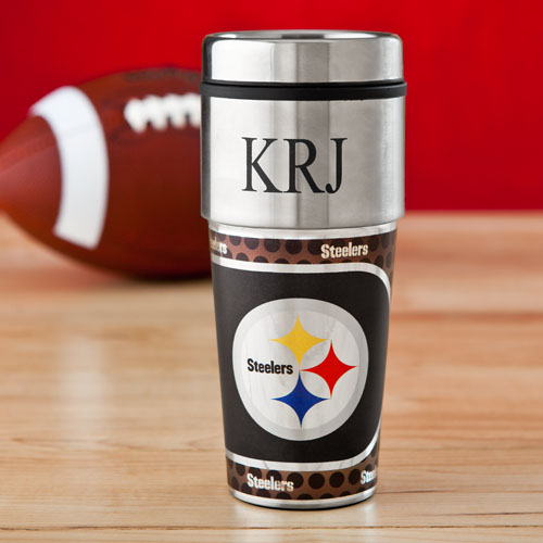 Personalized NFL Hot and Cold Tumbler GC1115