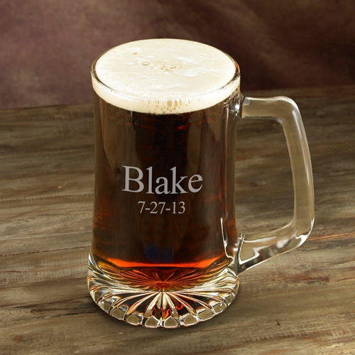 Engraved 25oz Classic Sports Mugs GC117