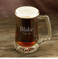 Classic 25oz Engraved Sports Mug GC117