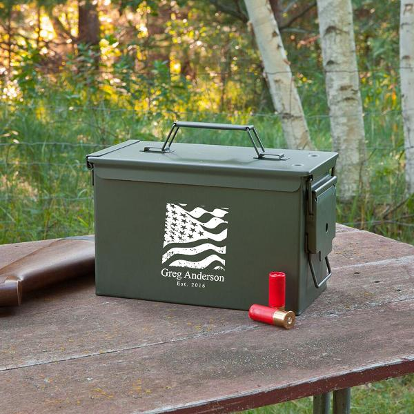 Personalized Acme Ammo Box GC1409