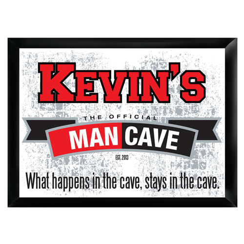 Personalized Classic Home Bar Signs