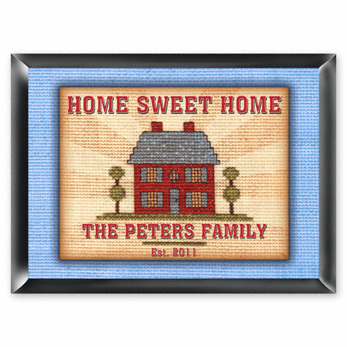 Home Sweet Home Cozy Family Sign GC268homesweethome