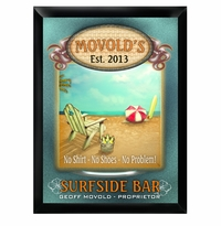 Surfside Beach Bar Sign GC268surfside