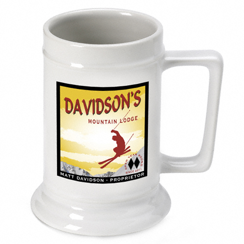 Amazoncom personalized beer stein