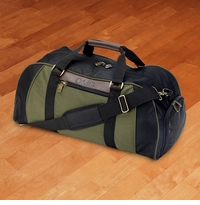 Embroidered Deluxe Duffle Bag GC294