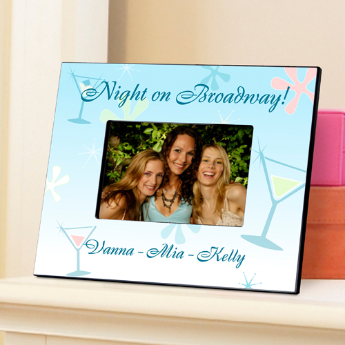 Personalized City Get Away Frame GC538