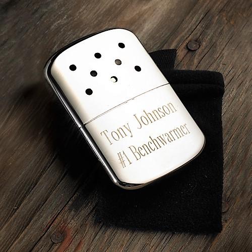 Premium Zippo Engraved Hand Warmer