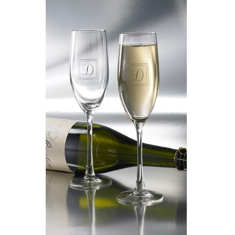 Personalized Toasting Engraved Glass Set