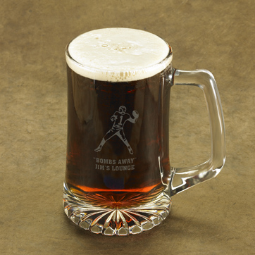 Sports Icon 25oz Frost Engraved Sports Mug GC700