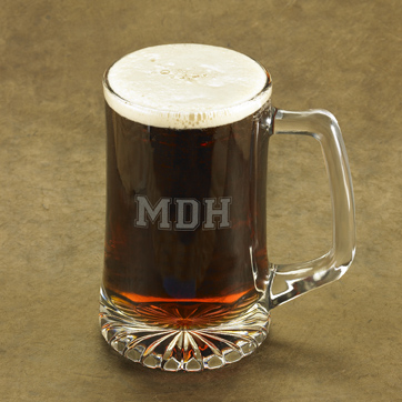 Collegiate Varsity Style 25oz Engraved Sports Mug GC701