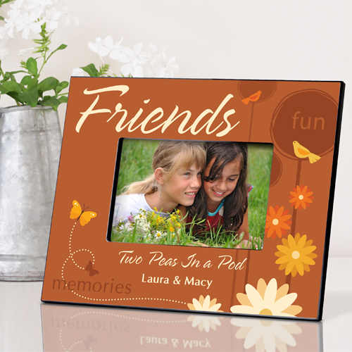 Springtime Personalized Picture Frame For Friends GC744friends