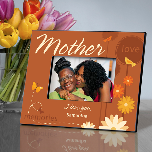 Springtime Personalized Picture Frame For Mother GC744mother