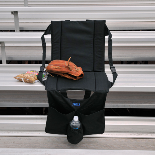 Comfortable Stadium Chair Seat With Cushion