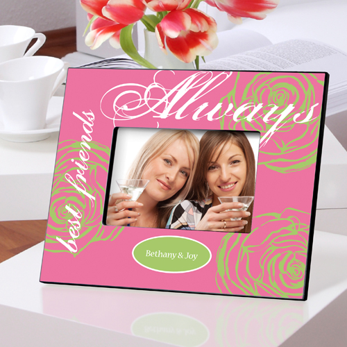 Personalized Forever Friends Friendship Frames GC858always