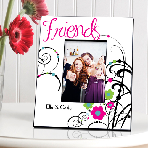 Personalized Cheerful Friendship Picture Frames GC858cheerful