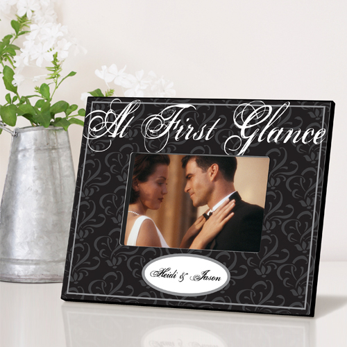 Personalized At First Glance Picture Frame GC860atfirstglance