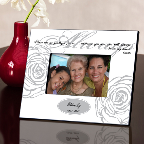 Always Sympathy Memorial Custom Picture Frame GC861always