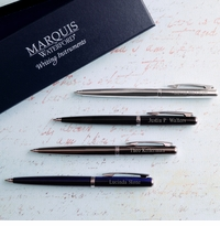 Waterford Custom Executive Ballpoint Pen With Gift Box GC892