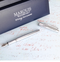Custom Waterford Claria Fountain Pen With Gift Box GC893