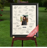 Engraved Celebrations Frame For Signatures GC909family