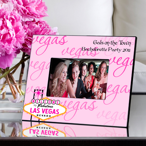 Personalized Gals Las Vegas Picture Frame GC913