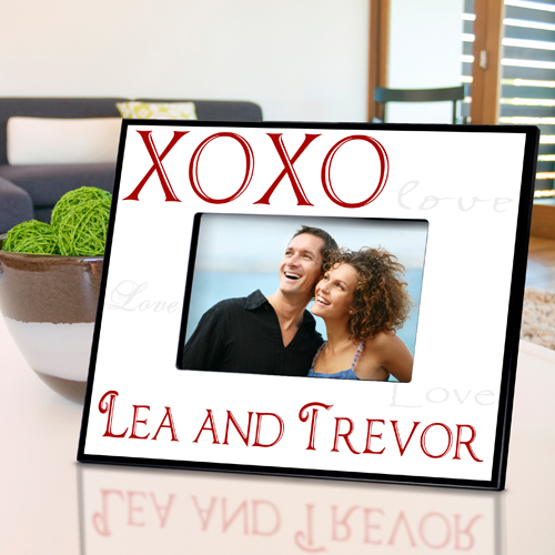 Hugs and Kisses Xoxo Picture Frame