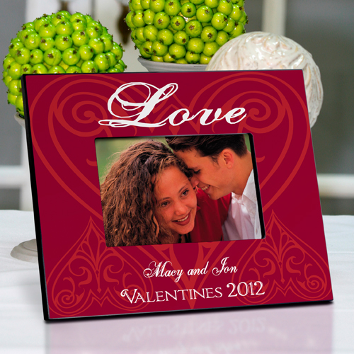 Roses Are Red Personalized Love Picture Frame