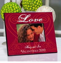 Roses Are Red Personalized Love Picture Frame GC963rosesarered