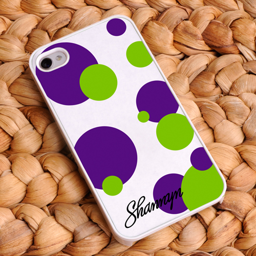 Custom Amazing Brights Iphone Protective Case