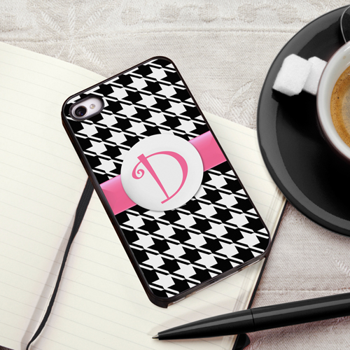 Custom Iphone Protective Case With Black Border
