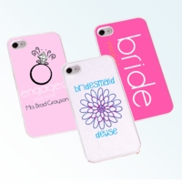 Custom Wedding Bling Iphone Protective Case GC994