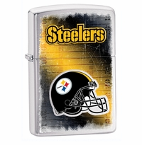 Engraved NFL Zippo Windproof Metal Lighter GC999