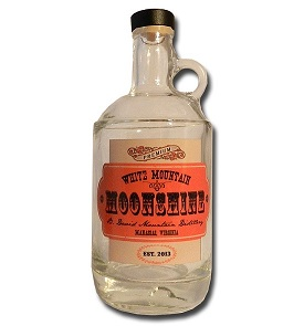 Custom Labeled 750ml Moonshine Jug OBC-BOTTLE-MJ1