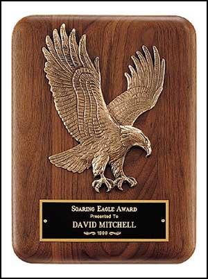 Large Eagle Casting Plaque P1682