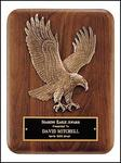 Large Eagle Casting Plaque P1682